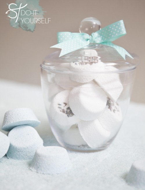 Diy Bath Bombs Favors For Any Holiday