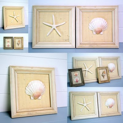 beachy wall art