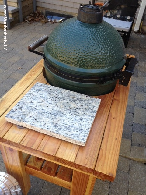 6 DIY Big Green Egg Table Projects