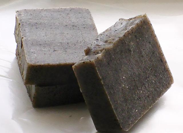 Diy Black African Soap
