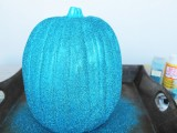 diy-blue-cinderella-butterfly-pumpkin-3