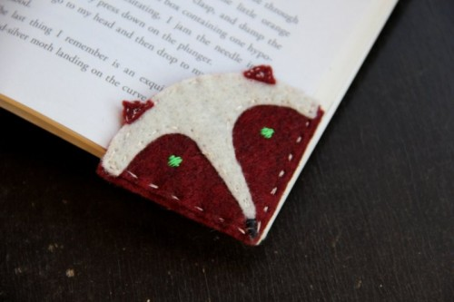 Diy Bookmark Pals For Valentines Day