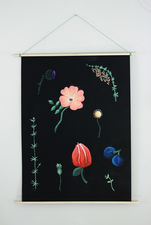 botanical poster (via themerrythought)