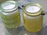citronella candles of old ones