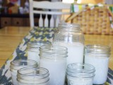 easy citronella candles