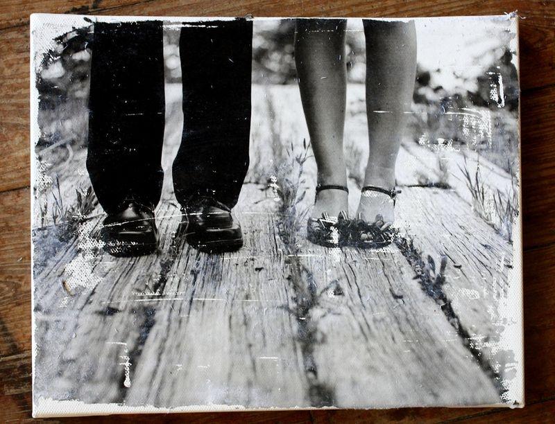 Diy Canvas Of Your Favorite Photos
