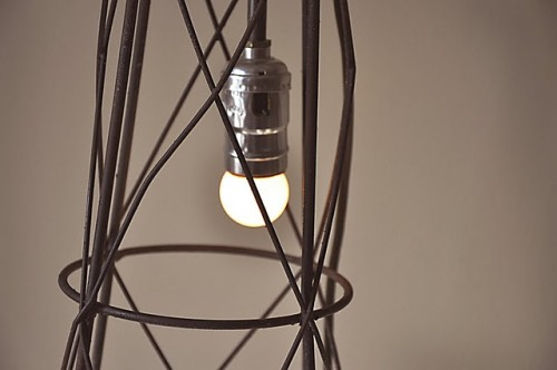 Diy Cheap Industrial Lamp