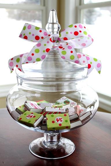 Diy Christmas Advent Jar