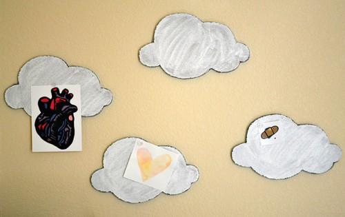 corkboard clouds (via autostraddle)