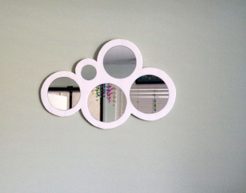 cloud mirror (via instructables)