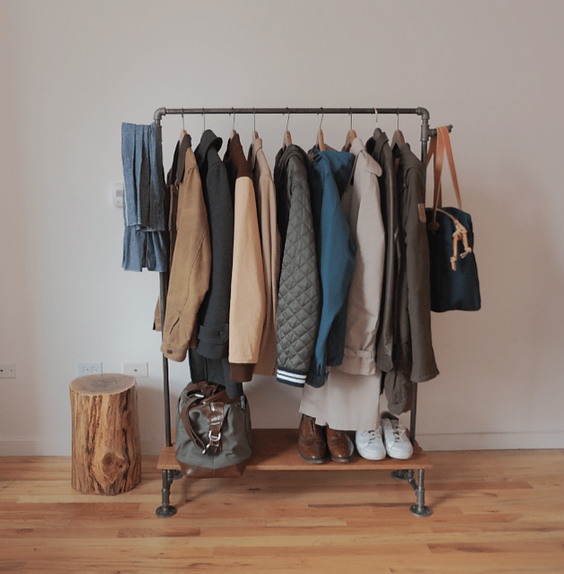 Build Your Own Coat Rack: Picture Of Diy Coat Rack