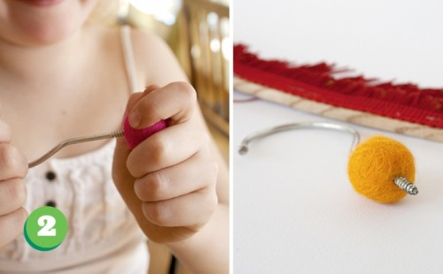 Diy Colorful Hangers For You And Your Kid
