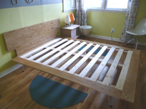 Diy Comfortable Platform Bed