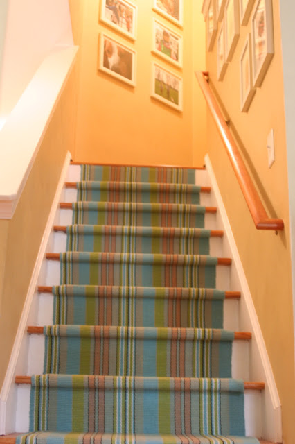 10 Diy Creative And Fun Stair Runners For Any Home Shelterness