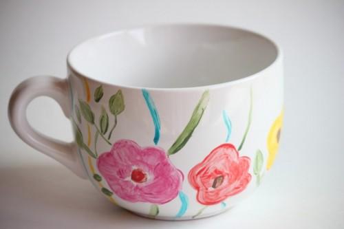 Diy Creative Painted Mug