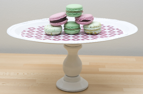 DIY Simple Cupcake Stands