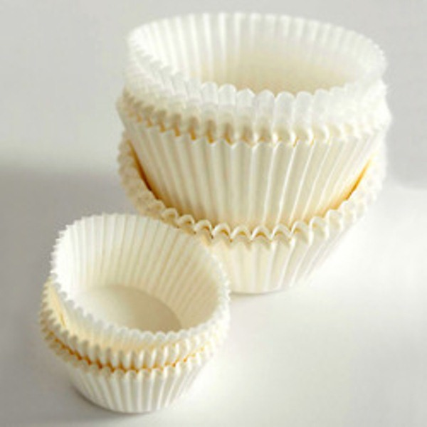 Picture Of Diy Cupcake Wrappers Wall Art