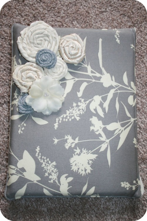Cute DIY Ipad Cover