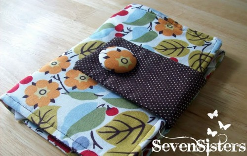 Cute DIY Kindle Cover