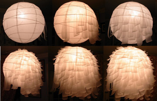 Diy Cute Pendant Lamp