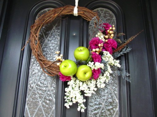 Cute DIY Spring Wreath
