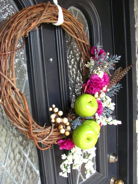 Diy Cute Spring Wreath