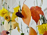 diy-decorative-fall-leaves-and-flowers-mobile-7