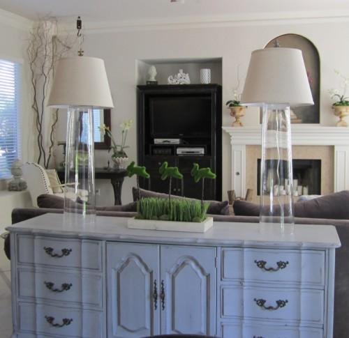Diy Designer Like Glass Lamps