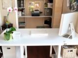 Diy Desk Of An Old Door