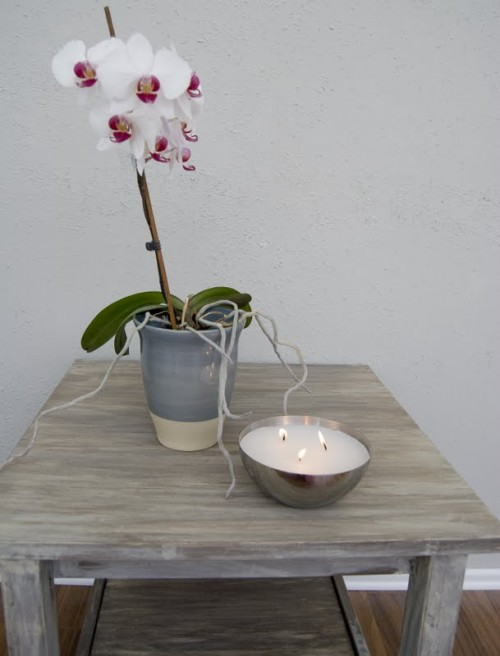 Diy Driftwood Table With A Nice Color