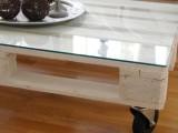 Diy Euro Pallet Coffee Table