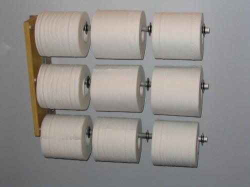 Diy Extreme Toilet Paper Holder