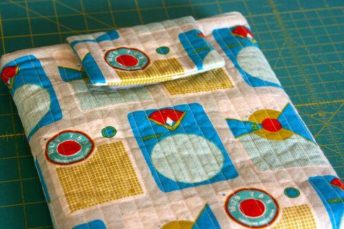 Diy Fabric Ipad Cover