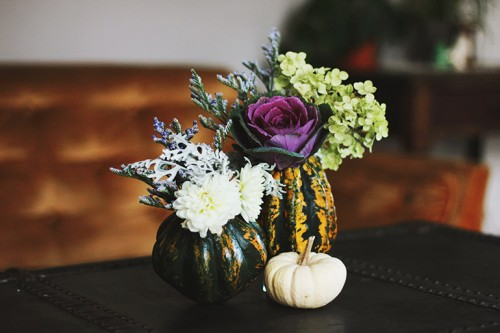 gourd vases (via themerrythought)