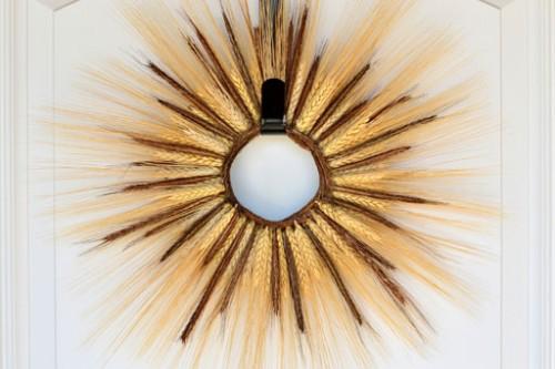 wheat burst wreath (via areal-lifehousewife)