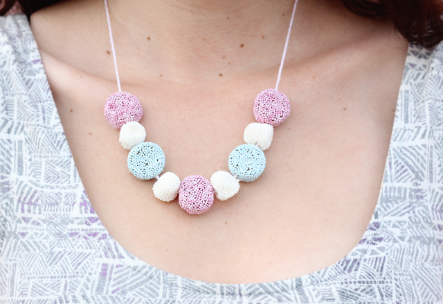 DIY Fancy Candy Jewelry For A Sweettooth