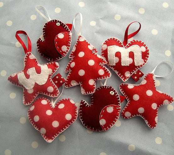 Heartfelt Handmade Christmas Ornaments