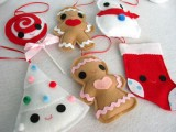 Cute ornaments