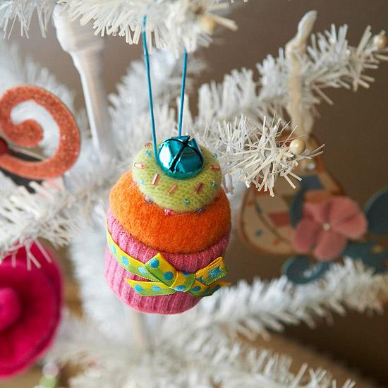 Cozy ornament