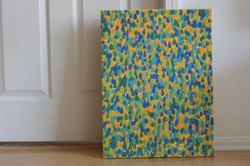 Diy Finger Painting