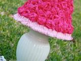 Diy Flowers Lampshade