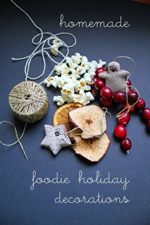 foodie holiday decorations (via jjbegonia)
