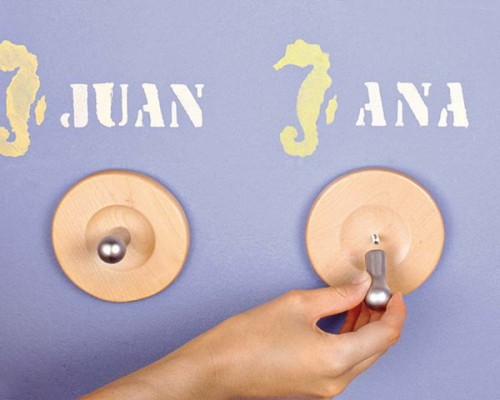 Diy Funny Coat Hooks For Kids Shelterness