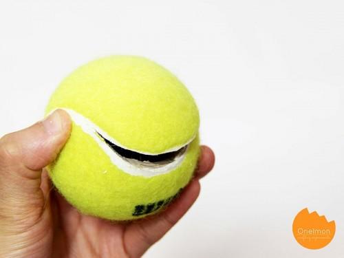 Diy Fun Coin Purse Of A Tennis Ball