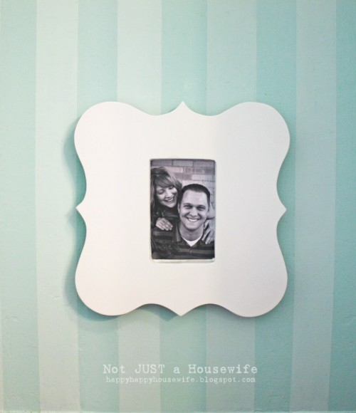 Diy Funky Picture Frame