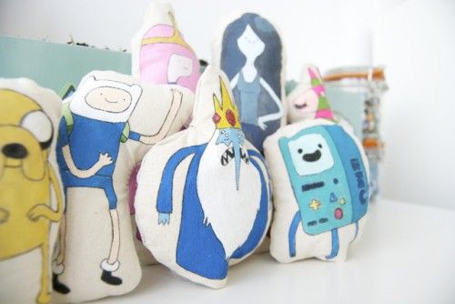 DIY Geeky Adventure Time Decorations For Your Kids
