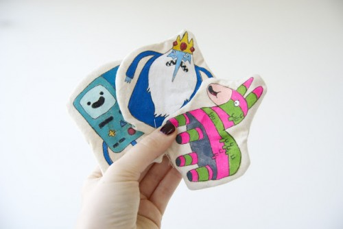 Diy Geeky Adventure Time Decorations