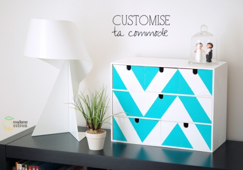 geometric storage cabinet (via madame-citron)