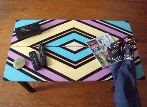 geo coffee table (via wecanredoit)