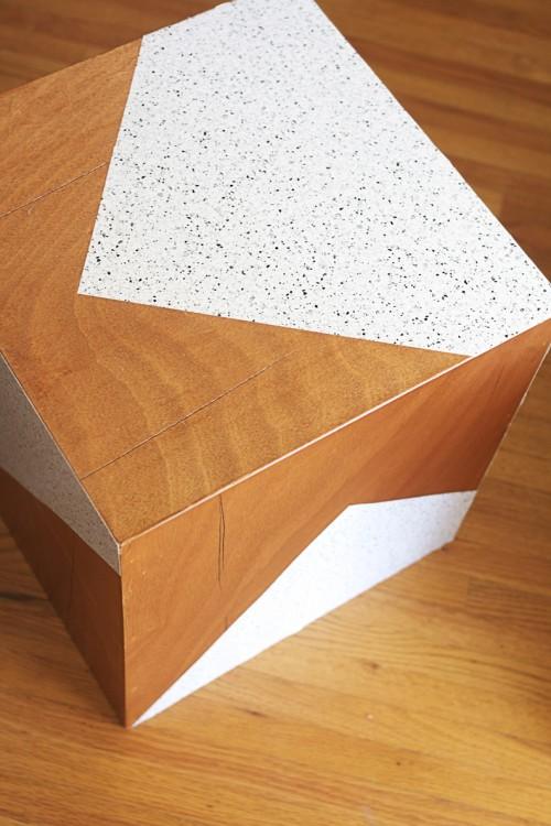 geo side table (via hellolidy)
